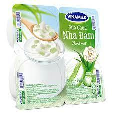 Sữa Chua Nha Đam 100g